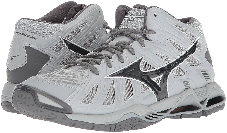 mizuno men's wave tornado x2 mid volleyball shoe online