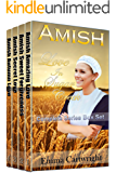 AMISH ROMANCE: Love in Sugar Creek Boxed Set: Clean Amish Romance Four Book Box Set