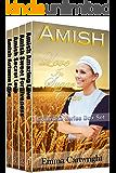 AMISH ROMANCE: Love in Sugar Creek Boxed Set: Clean Amish Romance Four Book Box Set