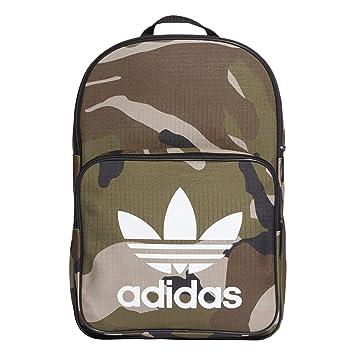 adidas BP Classic Camo, Mochila Unisex Adultos, Multicolor (Carpal/Blanco), 24x36x45 cm (W x H x L): Amazon.es: Zapatos y complementos