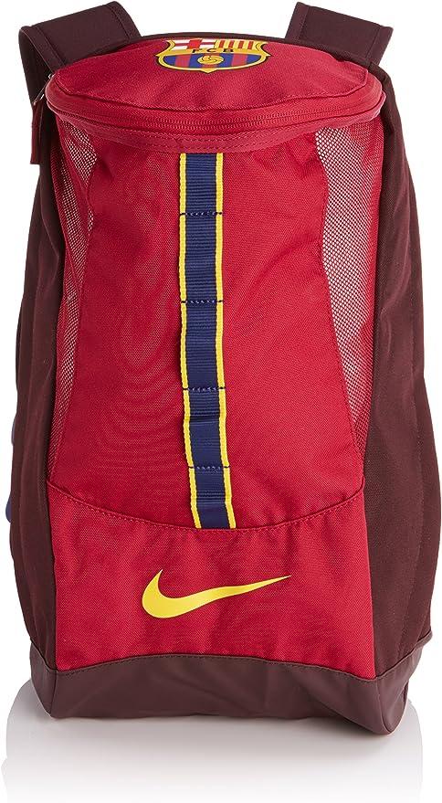 Nike Rucksack Ba4768 676, Noble RedDpburgTour Yellow, 45.5