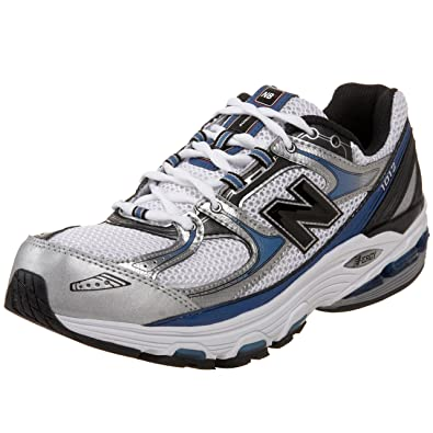 8a7c1f0cbc8a3 New Balance Men's MR1012 Nbx Motion Control Running Shoe,Silver/Blue ...