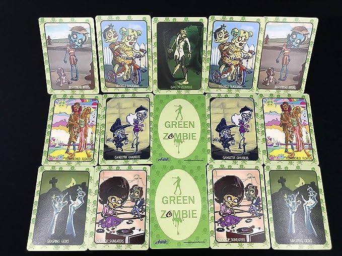 Zombie Verde: Amazon.es: Juguetes y juegos