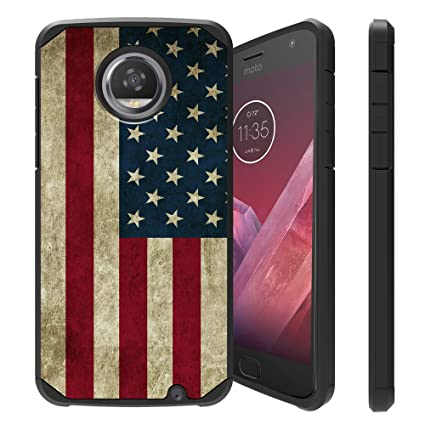 Amazon.com: Funda para Motorola Moto Z2 Play, Moto Z2 Force ...