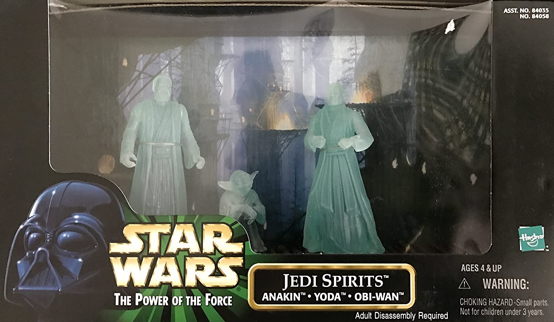 Action Figure Dans la main HASBRO Star Wars Black Series Yoda Force Spirit