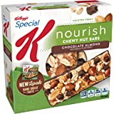 Special K Chewy Nut Bar, Dark Chocolate and Nuts, 5 bars