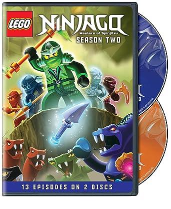 Amazon.com: LEGO Ninjago: Masters of Spinjitzu: Season 2: Vincent ...