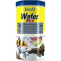 Tetra Wafer Mix - visvoer voor alle bodemvissen (bijv. Welse) en kreeft, voor een gezonde groei en een betere weerstand…