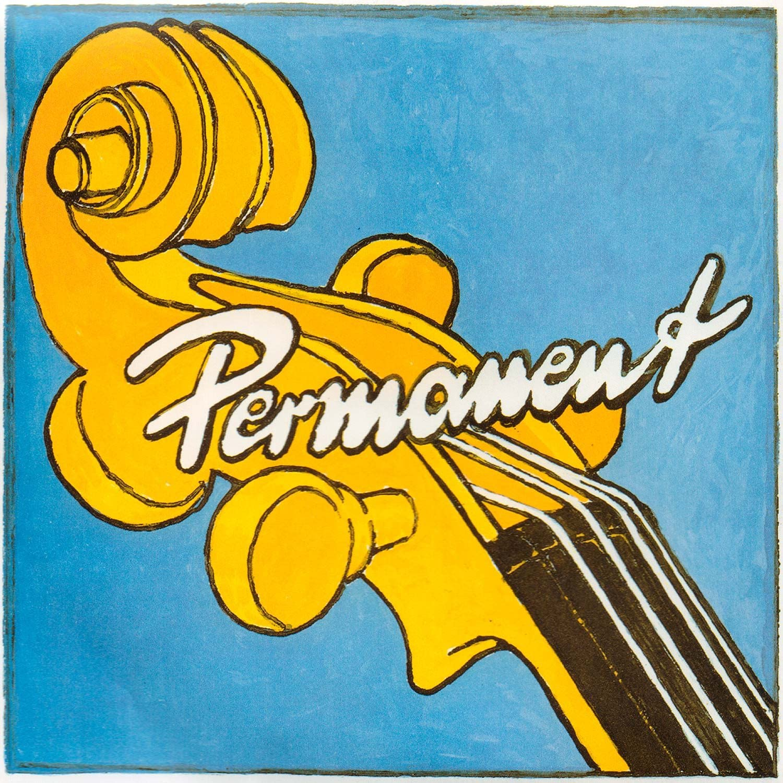 Pirastro Permanent Soloist 4//4 Cello G String Medium Gauge Tungsten//Ropecore
