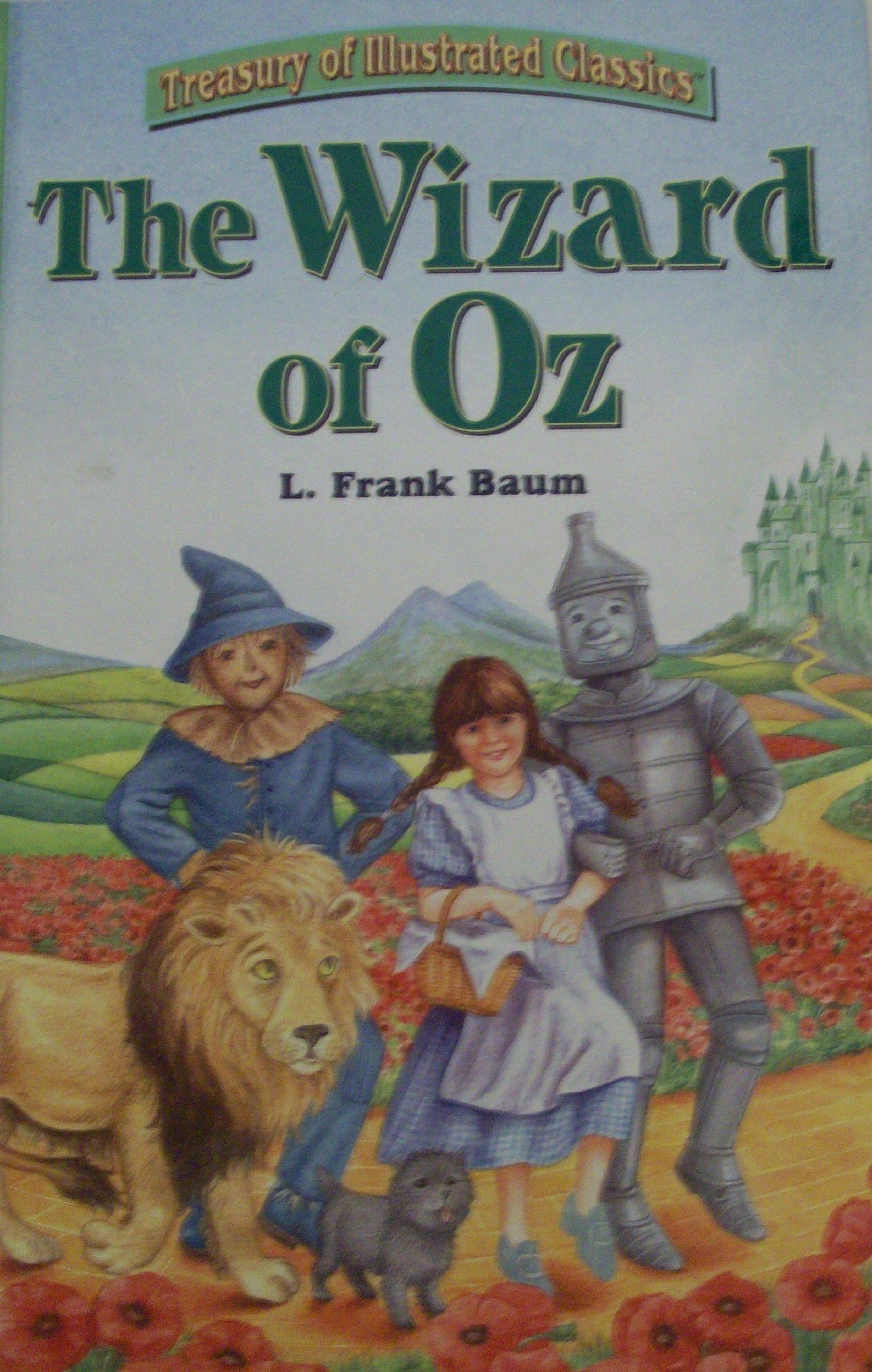 The Wizard Of Oz pdf epub