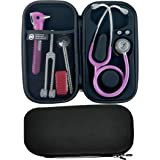 Pod Technical Classicpod Stethoscope Case - Black - Fits Littmann and more