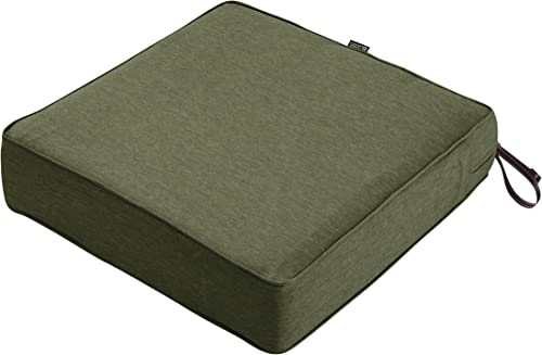 Reviewed: Classic Accessories Montlake Water-Resistant 21 x 21 x 5 Inch Patio Seat Cushion