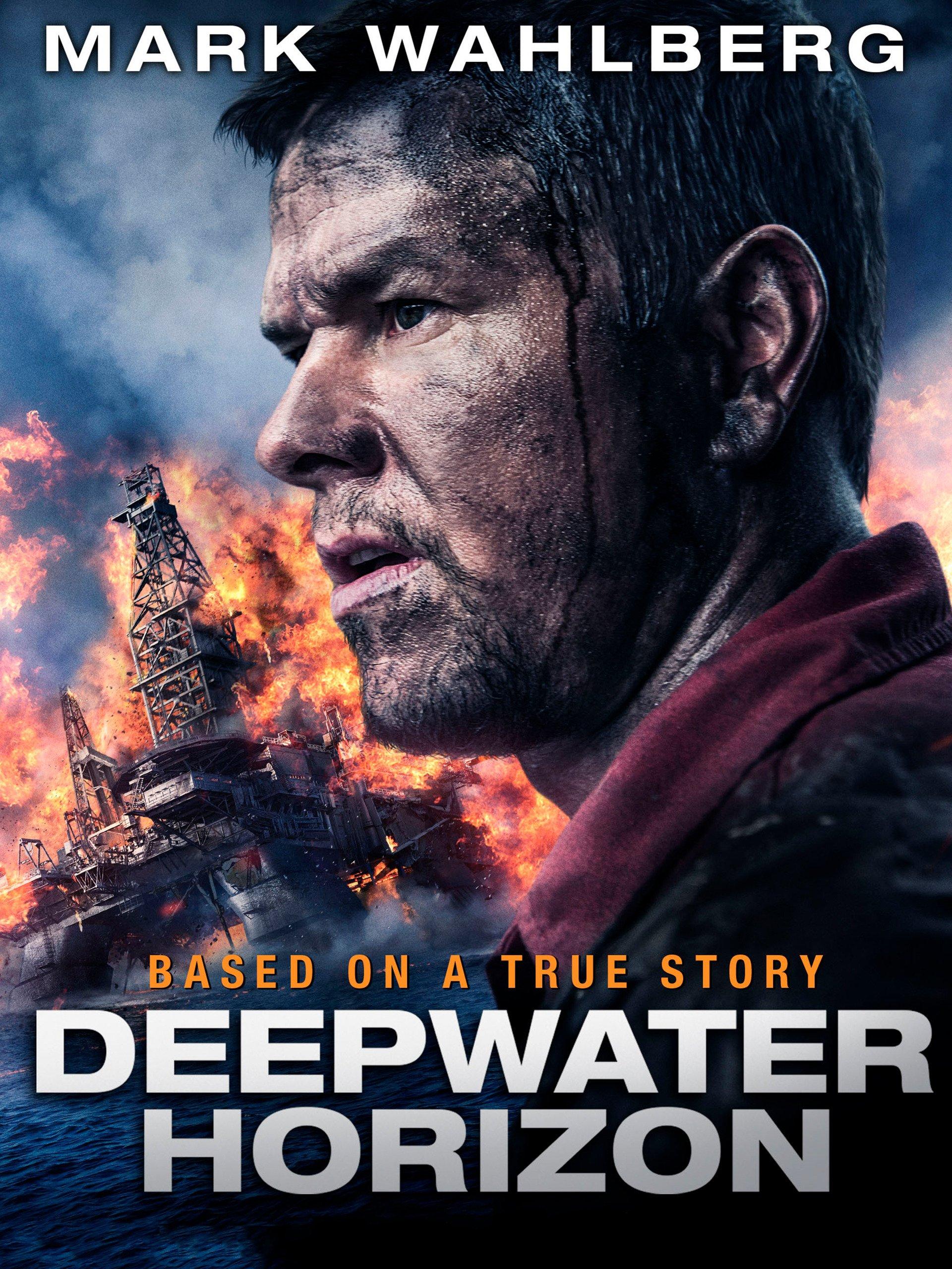 Amazon com: Deepwater Horizon: Mark Wahlberg, Kurt Russell
