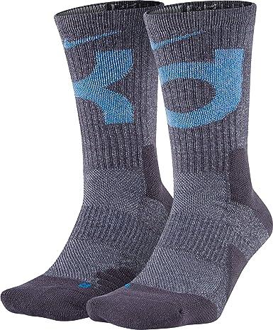 Amazon.com: NIKE Unisex KD Elite Basketball Crew Socks: Sports & Outdoors