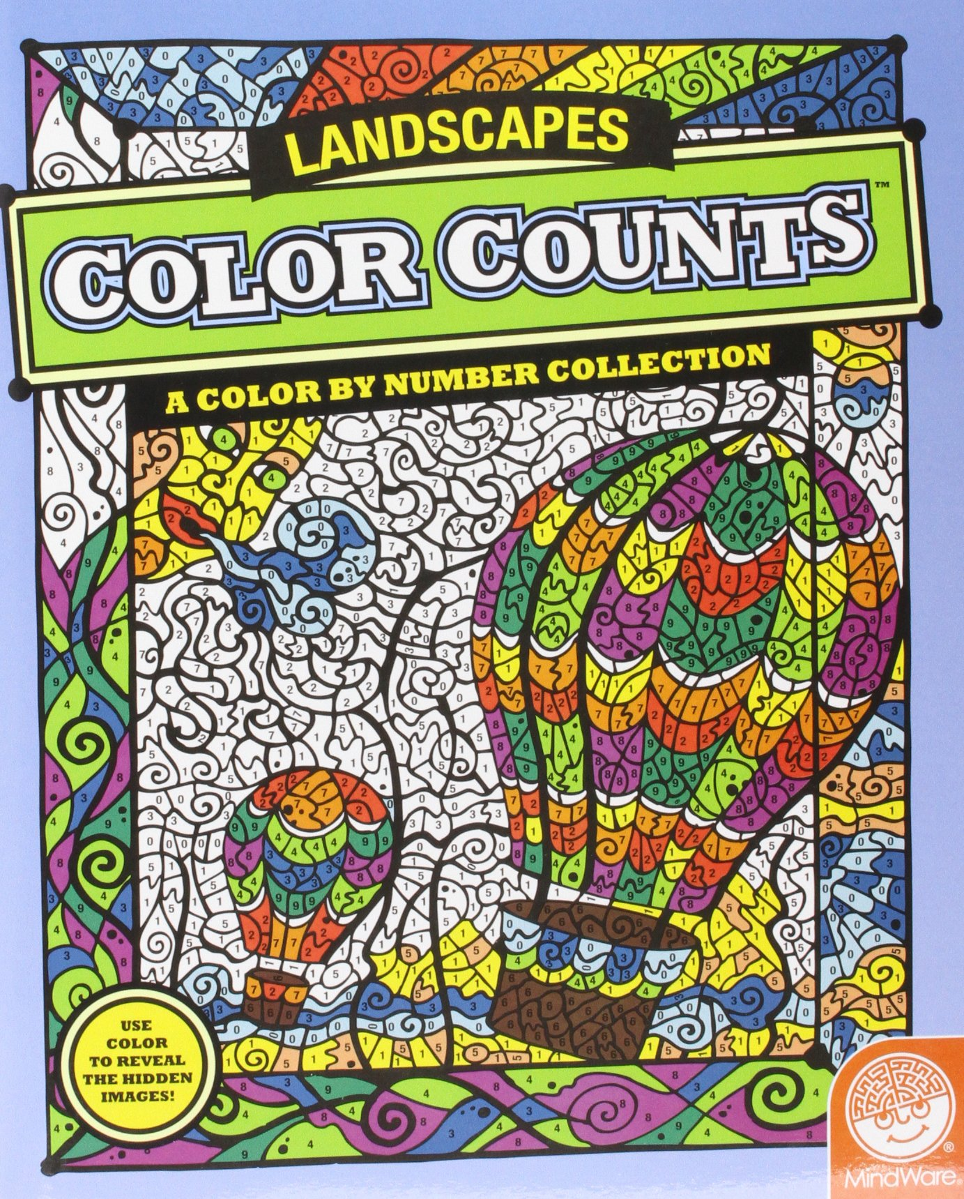 Landscapes (Color Counts): Adam Turner, Kristi Carn: 9781936300051 ...