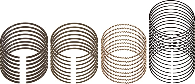 Hastings SM8582130 8-Cylinder Piston Ring Set
