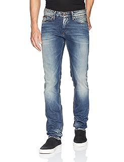 96df6550 Tommy Jeans by Tommy Hilfiger Mens Standard Jeans Original Scanton Slim Fit  Jeans