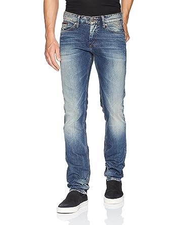 2488aca07635ba Tommy Jeans Men's Original Scanton Slim Fit Jeans at Amazon Men's Clothing  store: