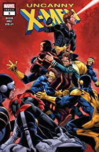 Sweepstakes: Uncanny X-Men (2018-) Annual #1