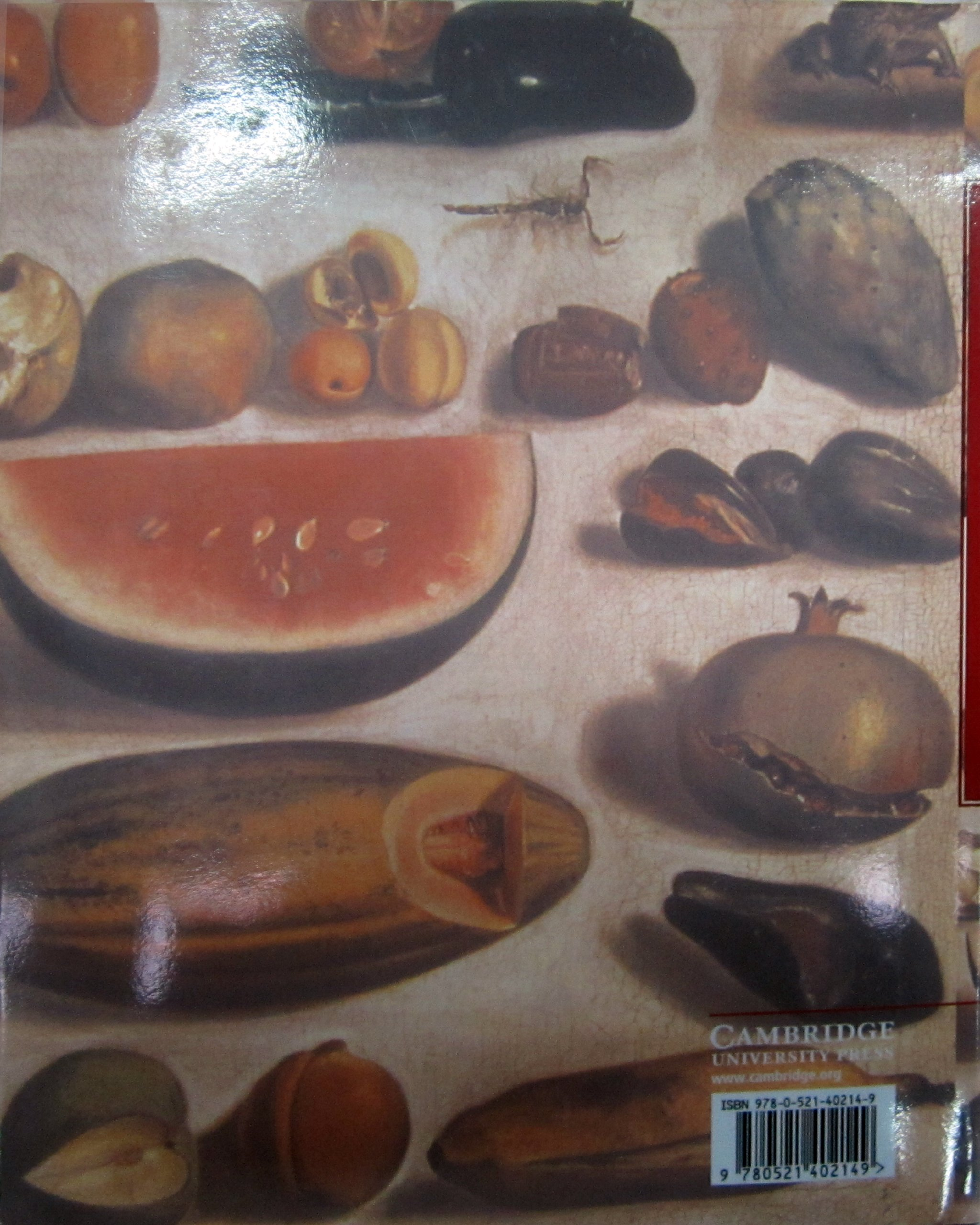 The Cambridge World History of Food (2-Volume Set) by Cambridge University Press