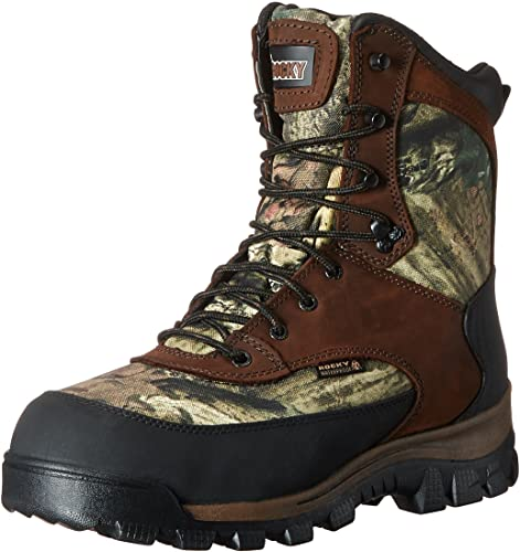 Amazon Com Rocky Core Comfort 8 800g Insulated Boot 800g Wide
