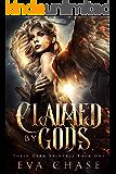 Claimed by Gods: A Reverse Harem Urban Fantasy (Their Dark Valkyrie Book 1)