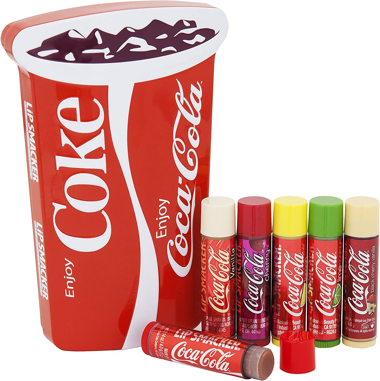 Coca Cola Lip Balm Tin*6pcs