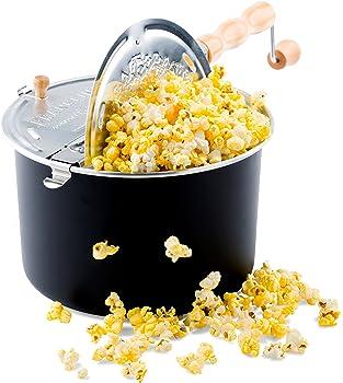 Franklin's Original Whirley Popcorn Machine Popper