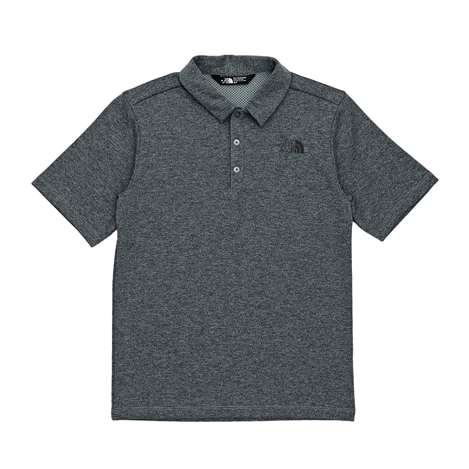 North Face B Shirt Polo, Niños, TNF Medium Grey Heather, XS ...