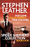 The Spider Shepherd Collection 8-10: Fair Game, False Friends, True Colours