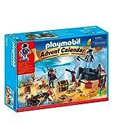 Playmobil 6625 - Calendrier de l'Avent 'Ile des pirates'