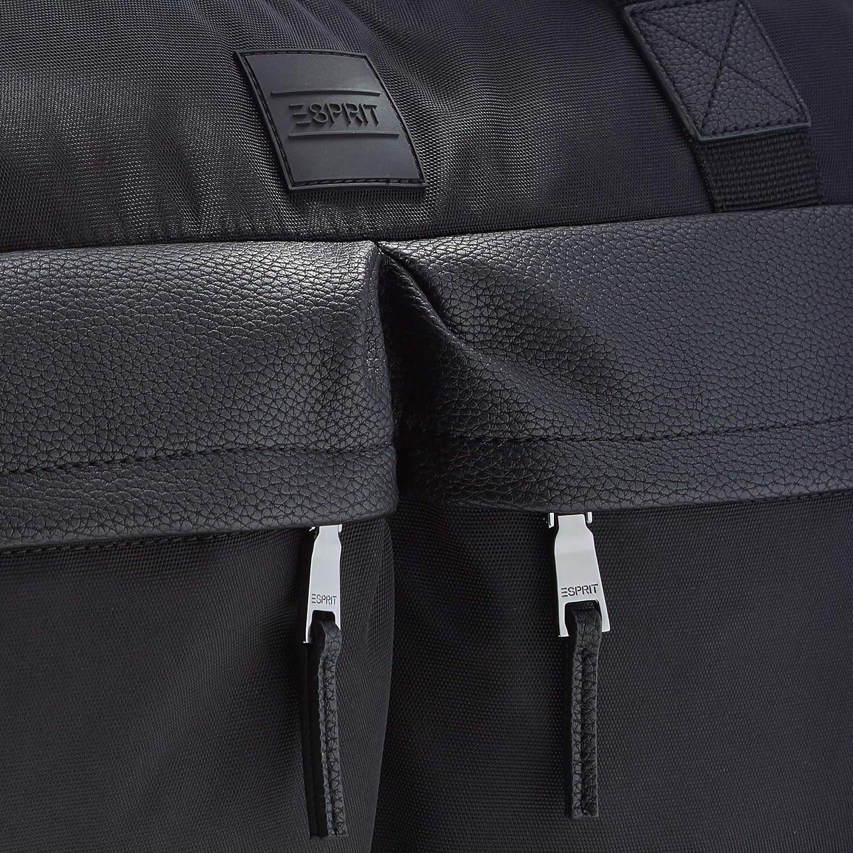 001//BLACK 1SIZE Esprit Accessoires Herren 100EA2O303 Henkeltasche