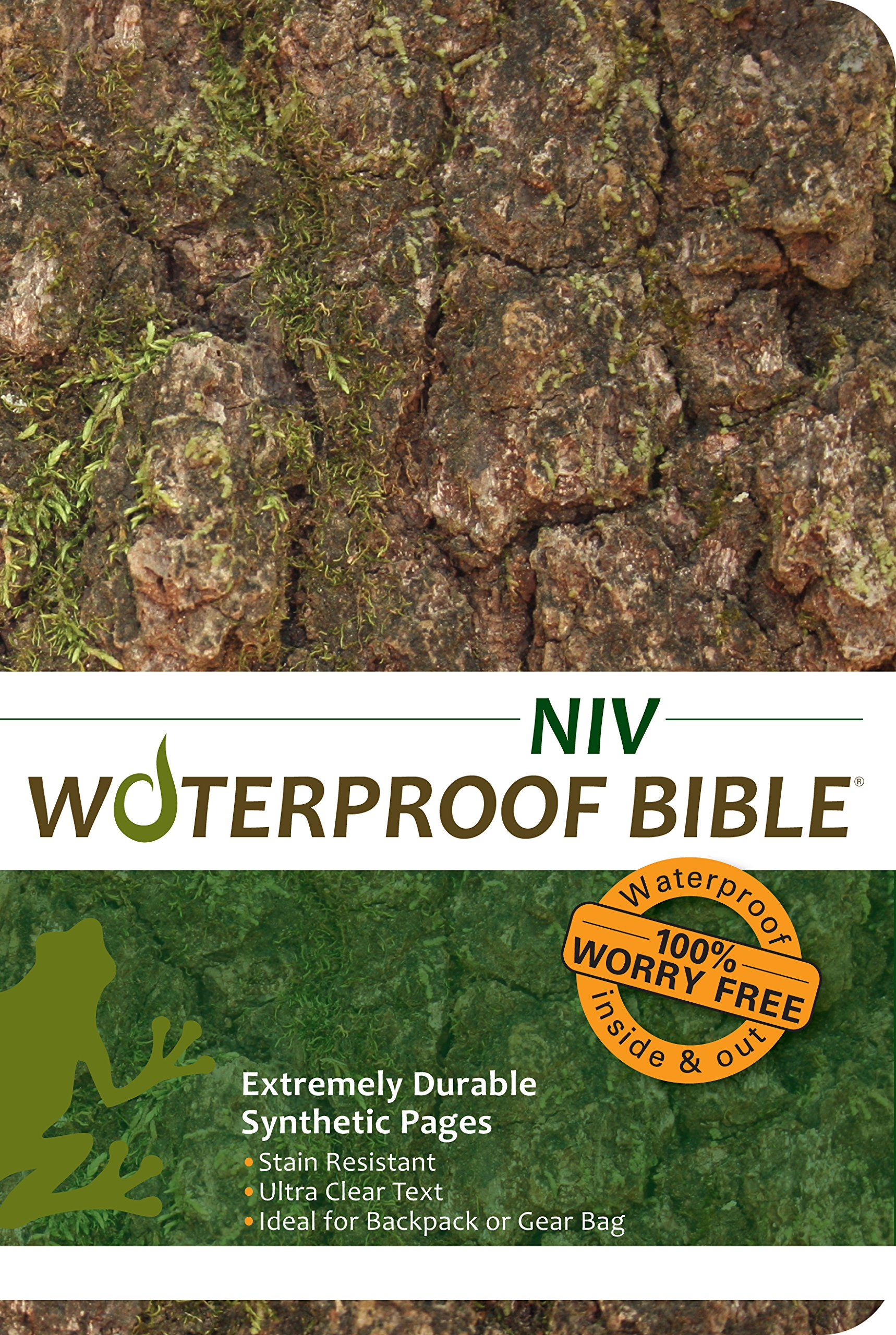 Waterproof Bible NIV(2011) Camouflage pdf epub