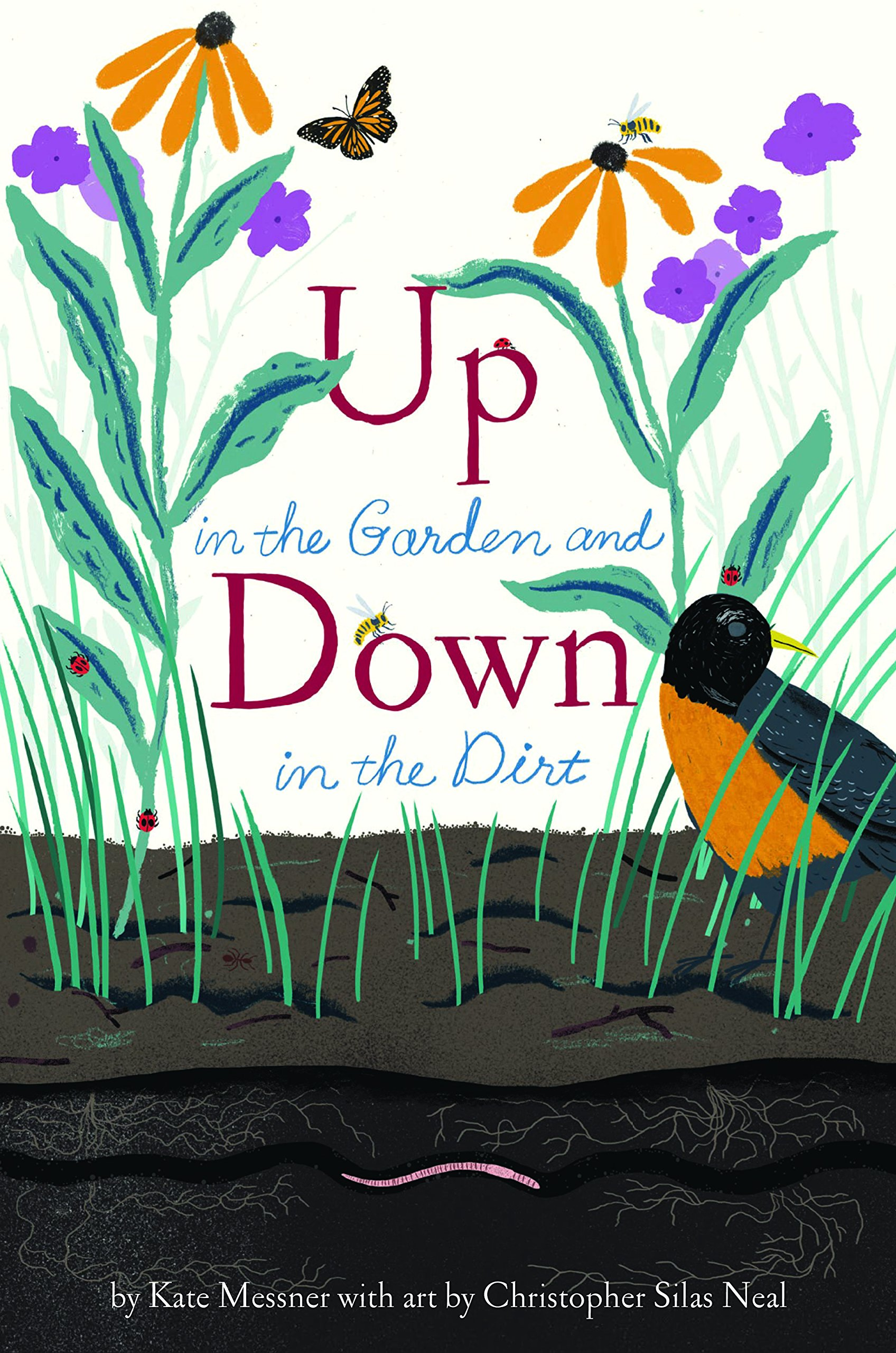 Garden Down Dirt Kate Messner product image