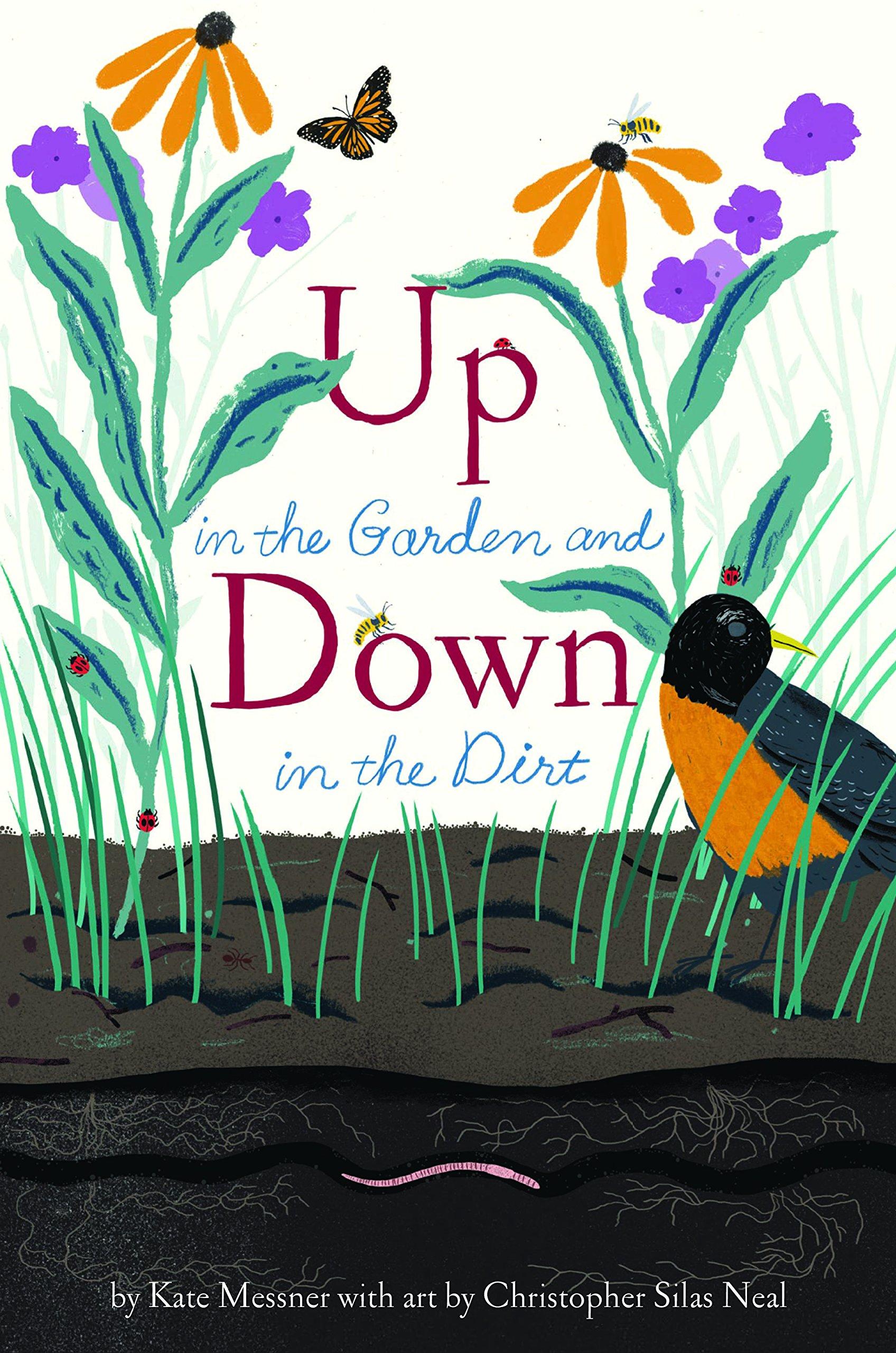Garden Down Dirt Kate Messner