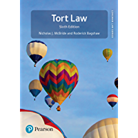 Tort Law (Longman Law Series)