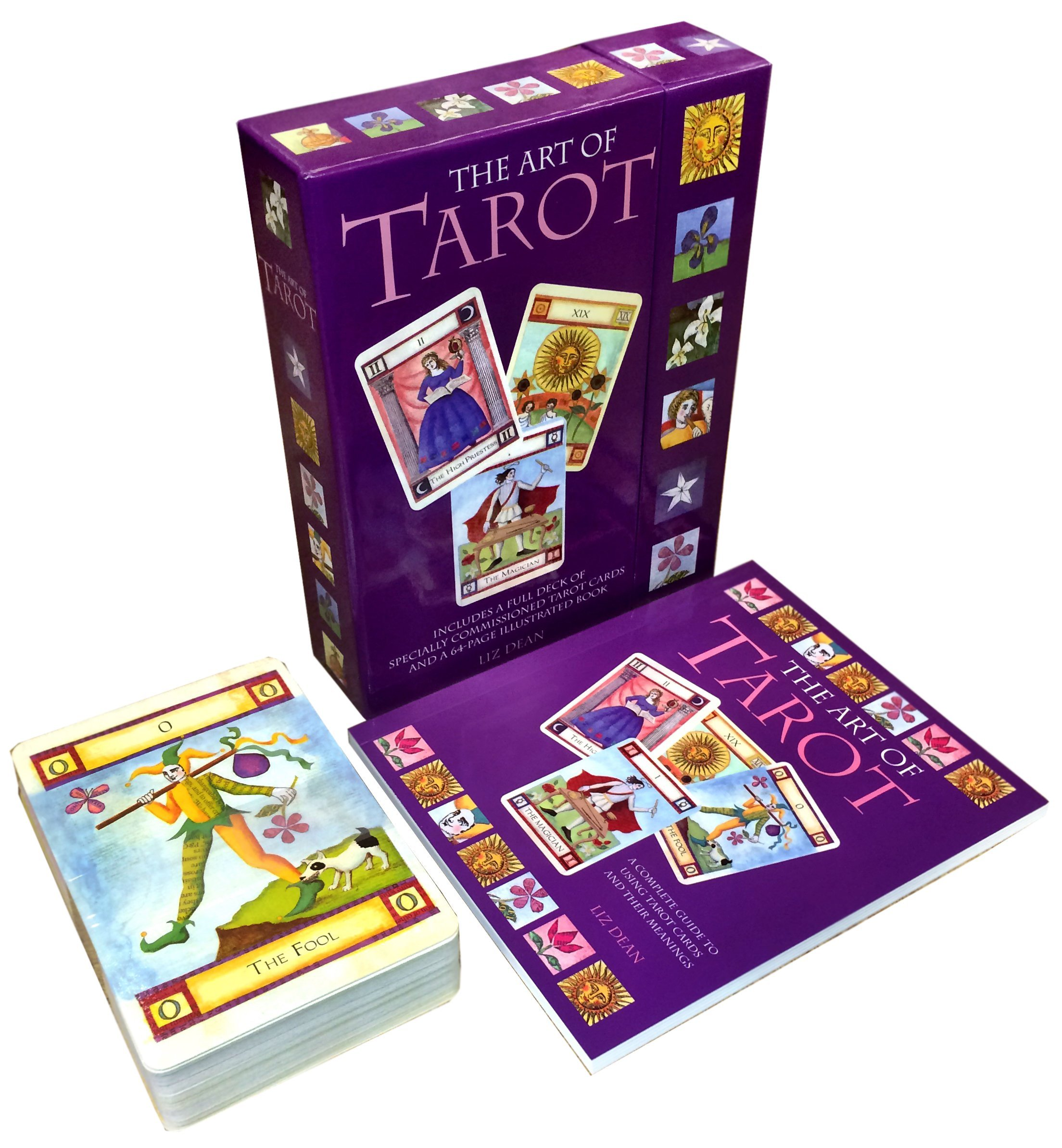 Tarot Cards Deck 78 Cards Collection Box Gift Set Mind Body Spirit Love Relati