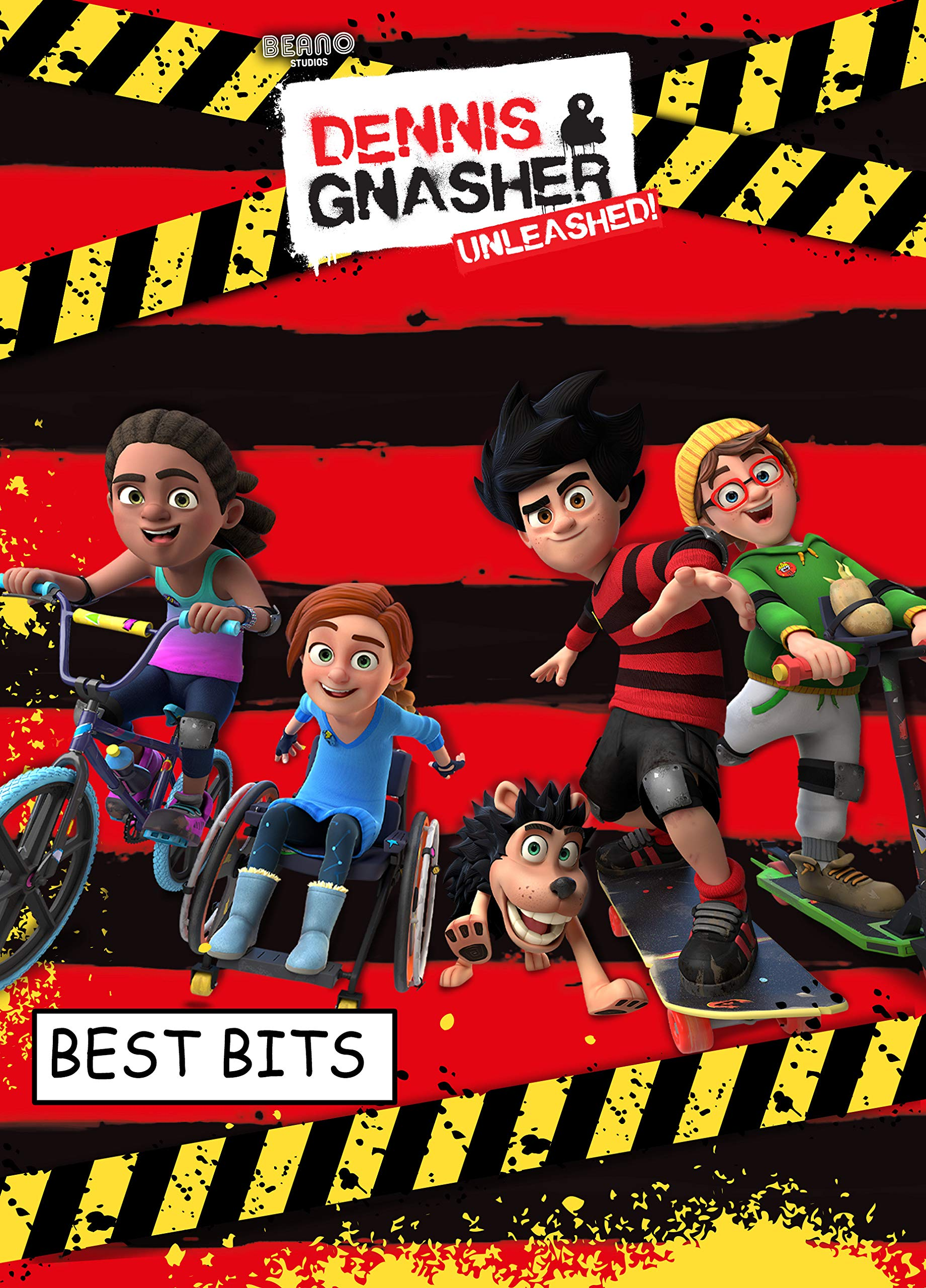 Clip: Dennis & Gnasher: Unleashed! Best Bits!