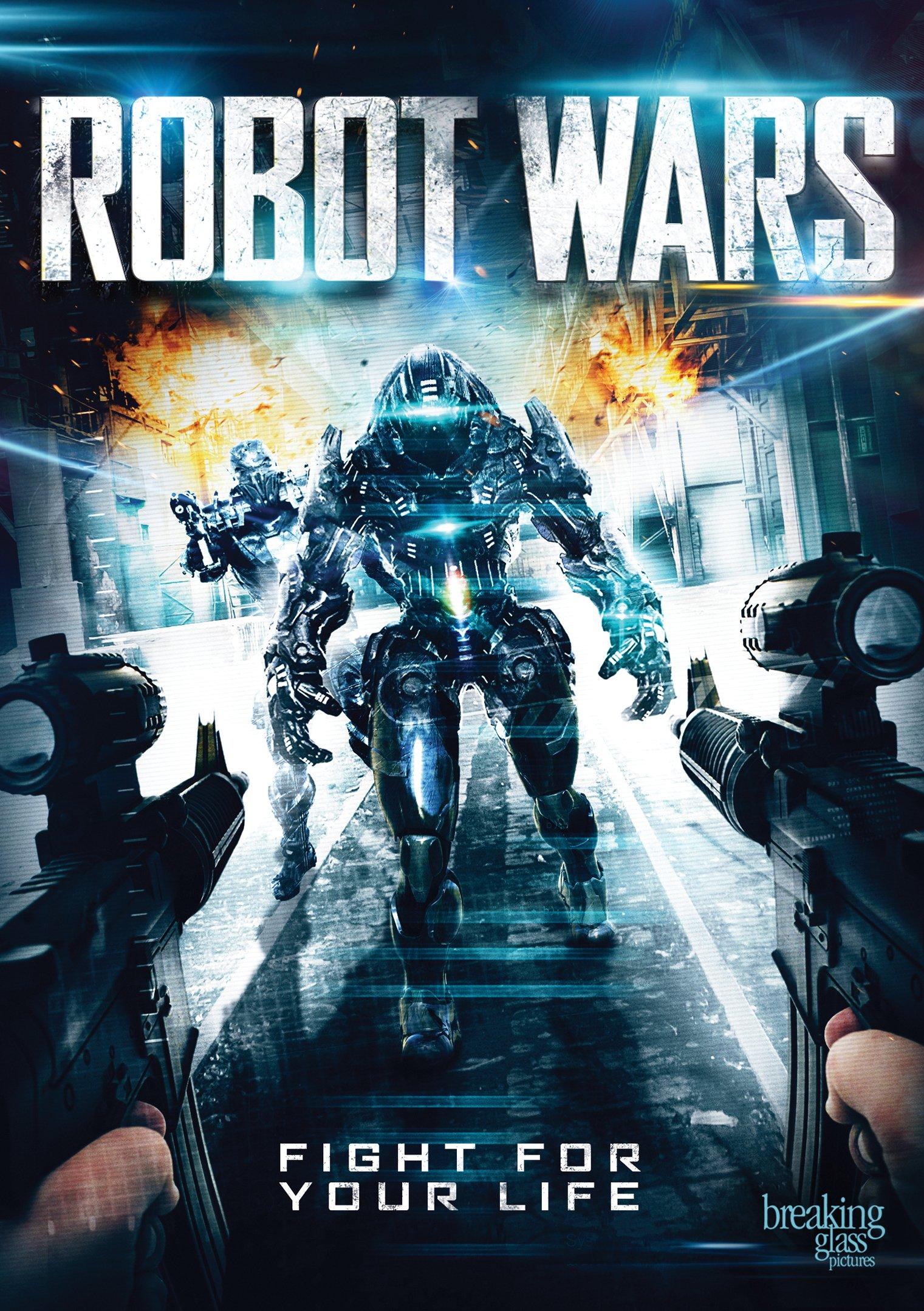 DVD : Robot Wars (DVD)