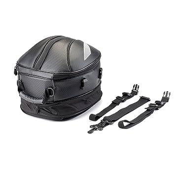 Auto Companion - Bolsa portacascos para moto con correa extraíble