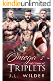 Omega's Triplets (Hell's Wolves MC Book 3)