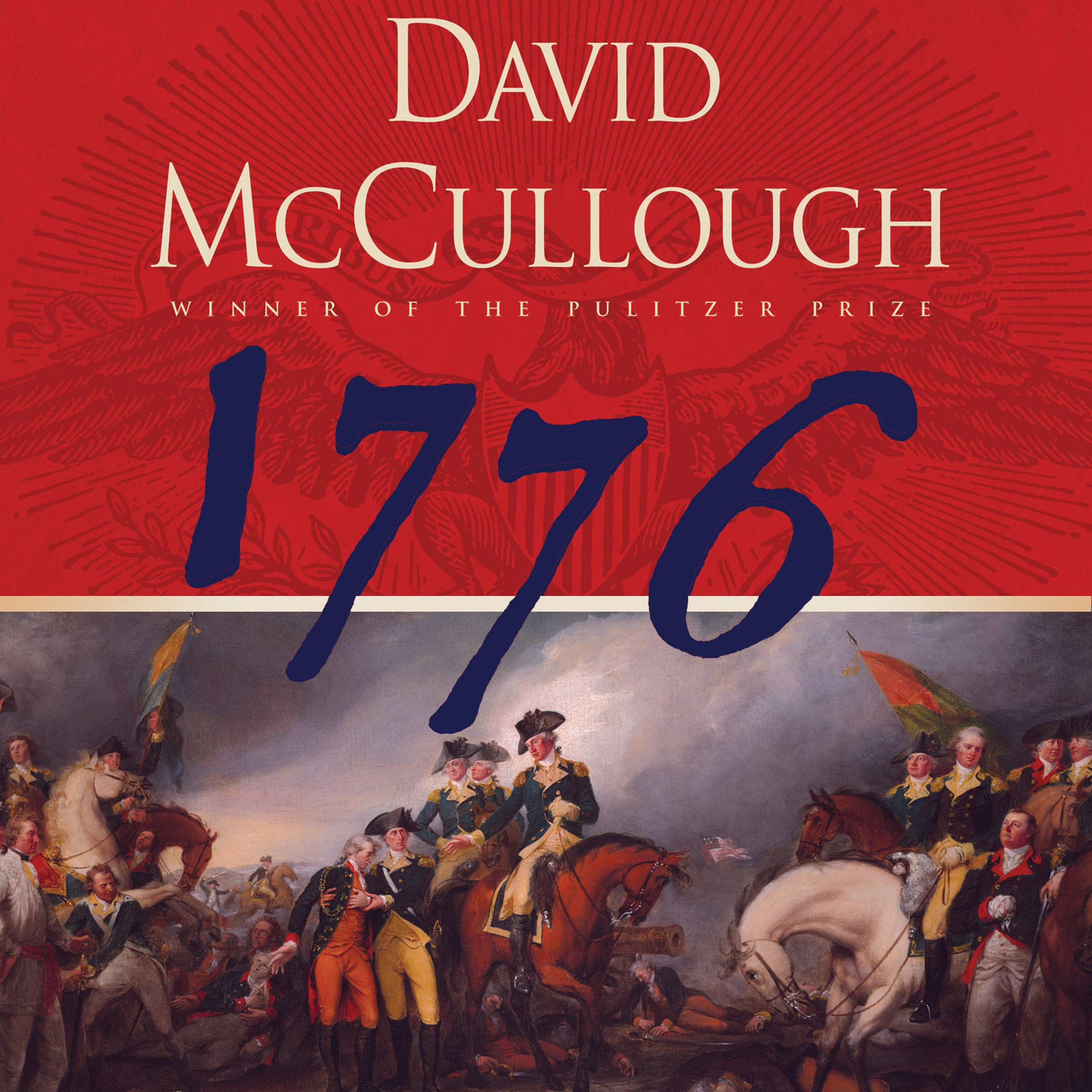 1776 by Simon & Schuster Audio (Image #1)