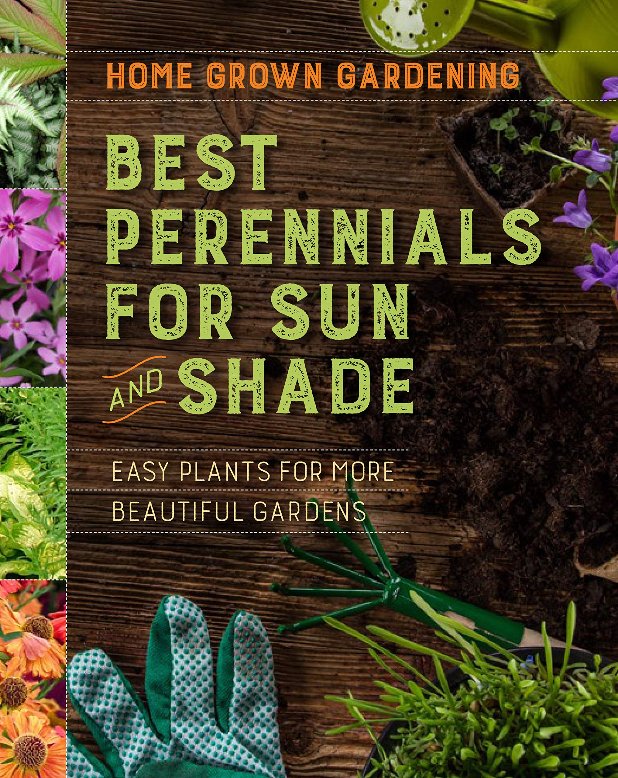 Best Perennials For Sun And Shade Home Grown Gardening Houghton