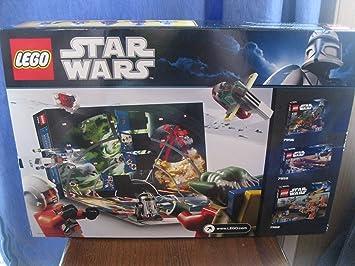 LEGO Star Wars: Calendario De Adviento (2011) Establecer ...
