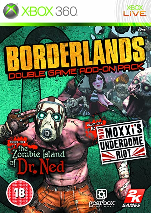 Take-Two Interactive Borderlands: Zombie Island Of Dr Ned & Mad ...