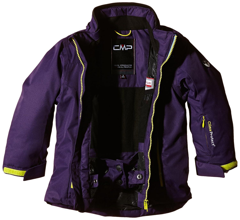 Giacca da sci per ragazza CMP Campagnolo 3W1025519-3 Abbigliamento da esterno CMP
