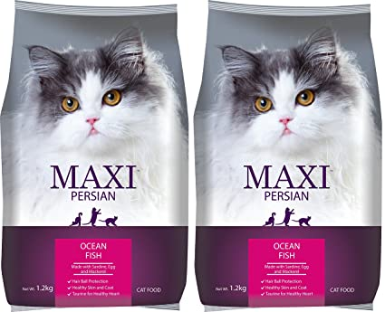 Buy Maxi Persian Cat Food 12 Kg Buy 1 Get 1 Free Online At Low