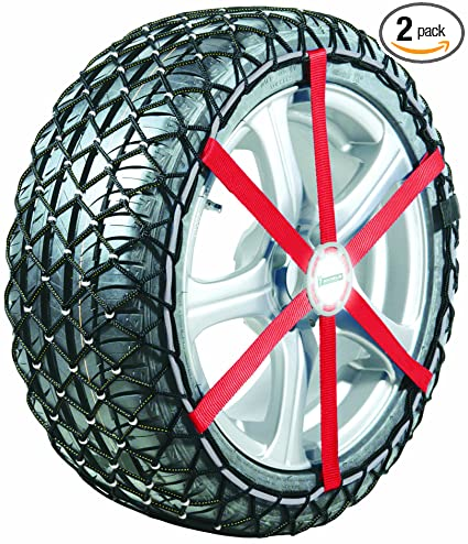 Amazoncom Michelin 9800500 Easy Grip Composite Tire Snow Chain