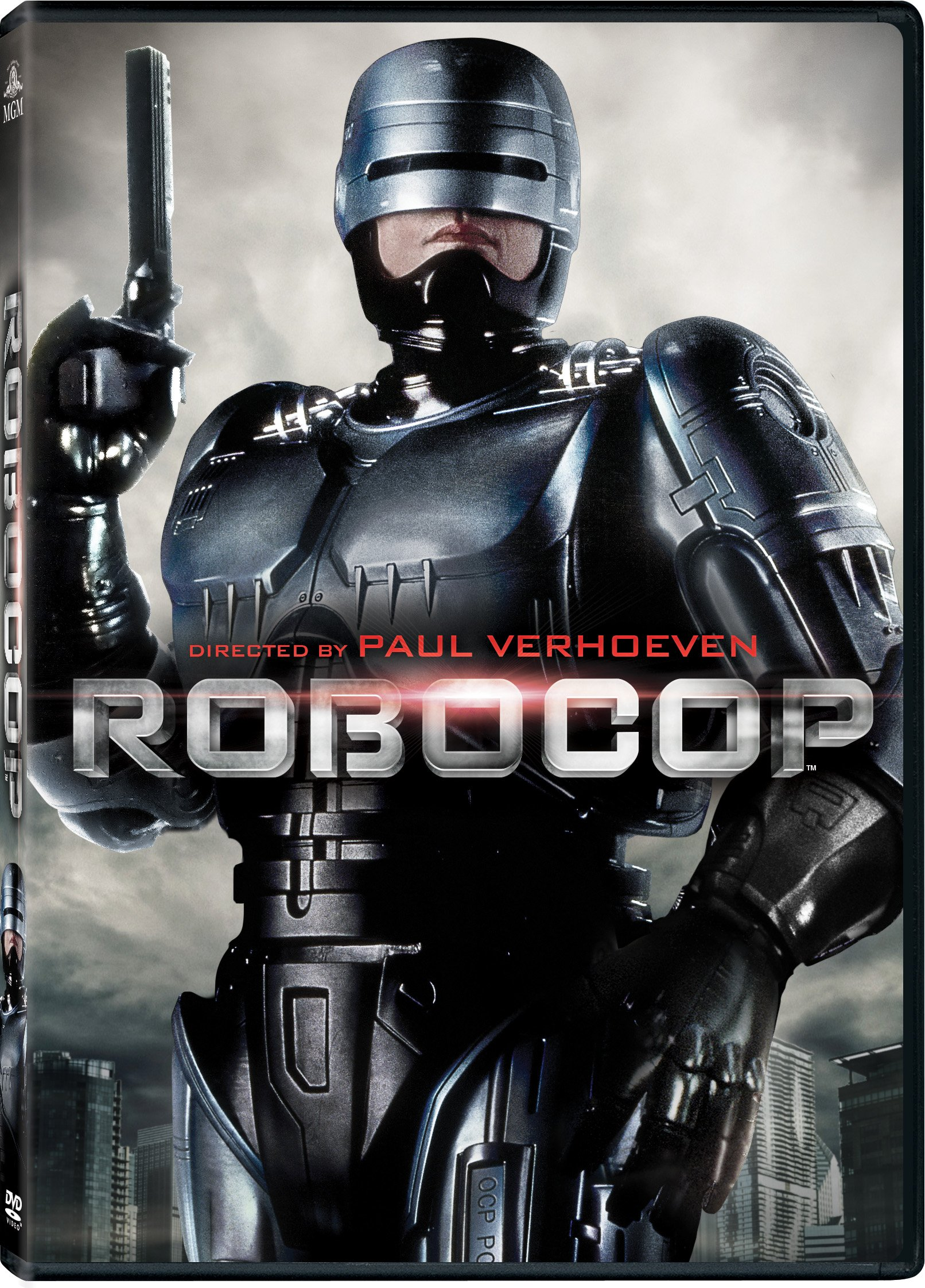 DVD : RoboCop (Remastered, Dolby, , Widescreen, Dubbed)