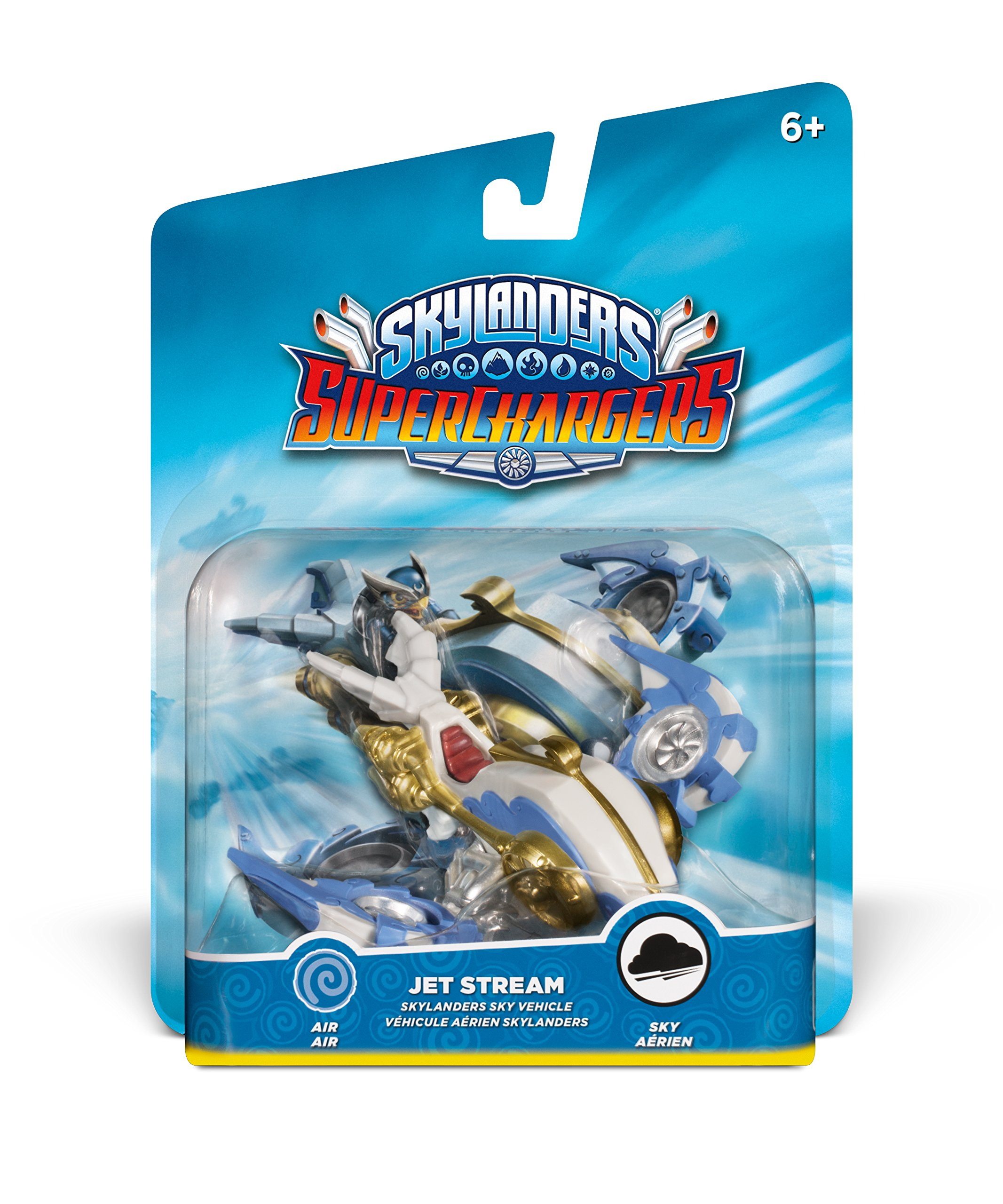 Skylanders SuperChargers: Vehicle Jet Stream Character Pack by Activision (Image #2)